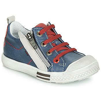 Skor Pojkar Sneakers GBB STELLIO Blå / Röd