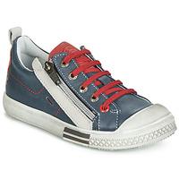 Skor Pojkar Sneakers GBB STELLIO Marin / Röd