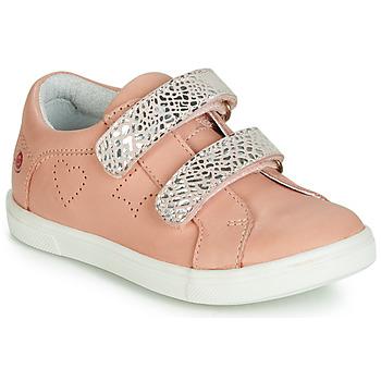 Skor Flickor Sneakers GBB BALOTA Rosa / Silver