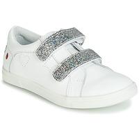 Skor Flickor Sneakers GBB BALOTA Vit / Silver