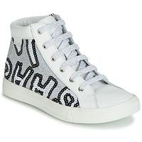 Skor Flickor Höga sneakers GBB MARTA Vit