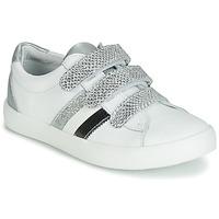 Skor Flickor Sneakers GBB MADO Vit / Silver