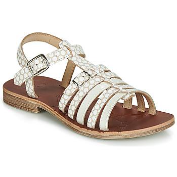 Skor Flickor Sandaler GBB BANGKOK Vit / Beige