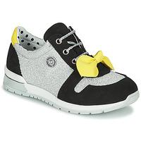 Skor Flickor Sneakers Catimini BANJO Grå