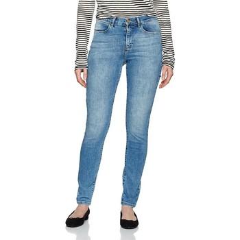 textil Dam Skinny Jeans Wrangler ® High Rise Skinny 27HX794O blue