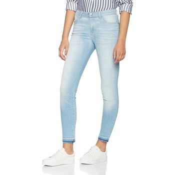 textil Dam Skinny Jeans Wrangler Skinny Sunkissed W28KLE86K blue