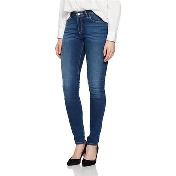 textil Dam Skinny Jeans Wrangler ® Skinny Authentic Blue 28KX785U blue