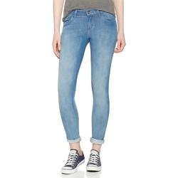 textil Herr Skinny Jeans Wrangler Super Skinny W29JPV86B blue