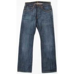 textil Herr Raka byxor Lee JOEY 719CRSD blue