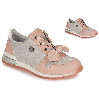 Skor Flickor Sneakers Catimini BANJO Rosa