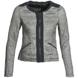 textil Dam Jackor & Kavajer One Step VALSE Grå / Marin