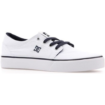 Skor Barn Sneakers DC Shoes DC Trase TX ADBS300084-WNY white