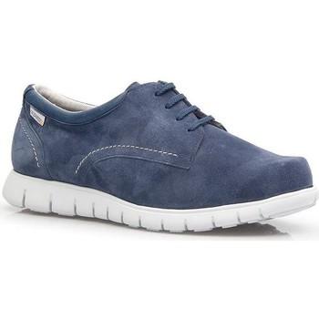 Skor Herr Sneakers Calzamedi DEPORTIVO AZUL