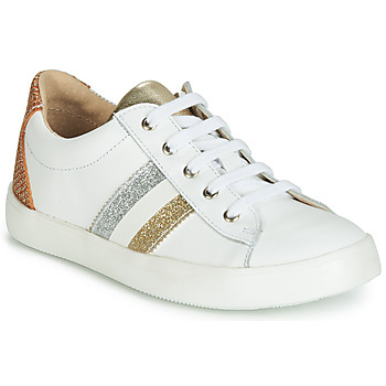 Skor Flickor Sneakers GBB MAPLUE Vit