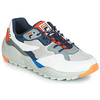 Skor Herr Sneakers Fila VAULT CMR JOGGER CB LOW Grå / Orange