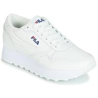 Skor Dam Sneakers Fila ORBIT ZEPPA L WMN Vit