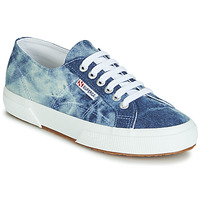 Skor Sneakers Superga 2750 TIE DYE DENIM Blå