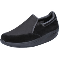 Skor Dam Slip-on-skor Mbt Sneakers BT99 Svart