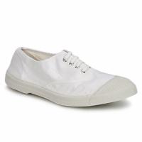 Skor Dam Sneakers Bensimon TENNIS LACET Vit