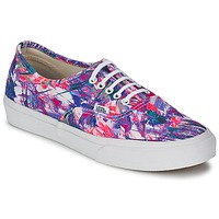 Skor Dam Sneakers Vans AUTHENTIC SLIM Violett