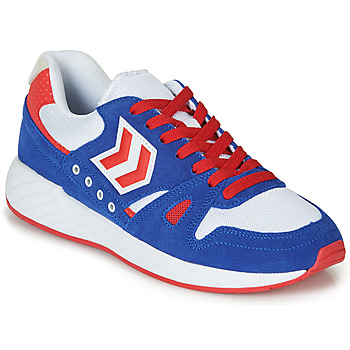 Skor Sneakers Hummel LEGEND MARATHONA Blå / Röd / Vit