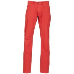 textil Herr Chinos / Carrot jeans Jack & Jones BOLTON DEAN ORIGINALS Röd