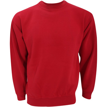 textil Sweatshirts Ultimate Clothing Collection UCC001 Röd