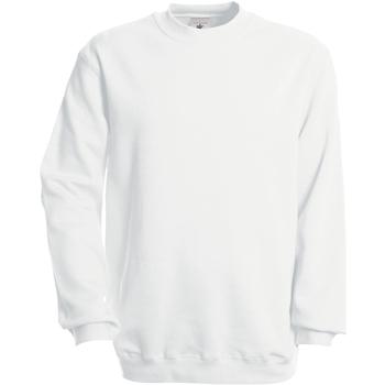 textil Herr Sweatshirts B And C Modern Vit