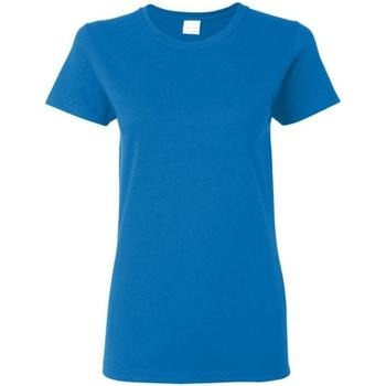 textil Dam T-shirts Gildan Missy Fit Kungliga