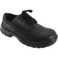 Skor Herr safety shoes Dennys DK42 Svart