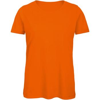 textil Dam T-shirts B And C TW043 Orange