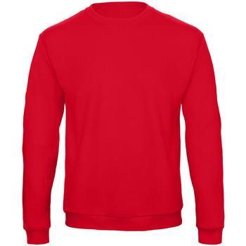 textil Sweatshirts B And C ID. 202 Röd