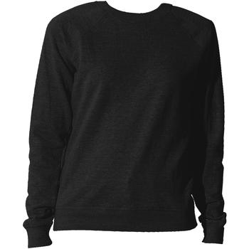 textil Dam Sweatshirts Nakedshirt Lilou Svart