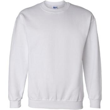 textil Herr Sweatshirts Gildan 12000 Vit