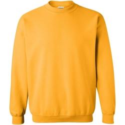 textil Sweatshirts Gildan 18000 Guld