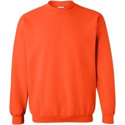 textil Sweatshirts Gildan 18000 Orange