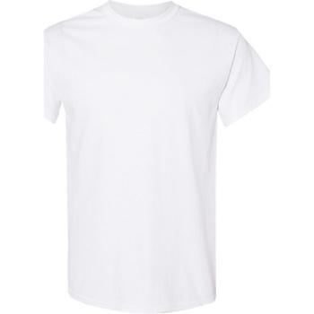 textil Herr T-shirts Gildan Heavy Vit