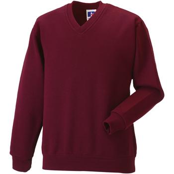 textil Barn Sweatshirts Jerzees Schoolgear 272B Bourgogne