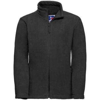 textil Pojkar Fleecetröja Jerzees Schoolgear 8700B Svart