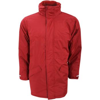 textil Herr Parkas Result R207X Röd