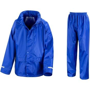 textil Barn Sportoverall Result R225J Kungliga