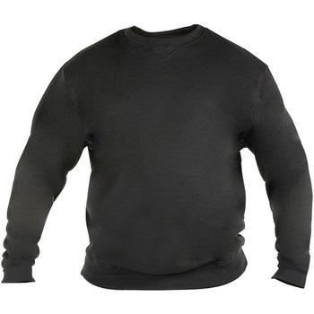 textil Herr Sweatshirts Duke Rockford Svart