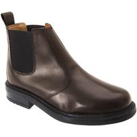 Skor Herr Boots Roamers  Brun