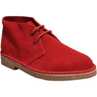 Skor Herr Boots Roamers  Röd