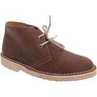 Skor Pojkar Boots Roamers  Brun