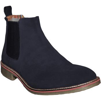 Skor Herr Boots Roamers  Marinblått
