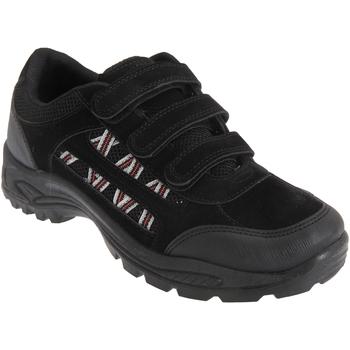 Skor Herr Sneakers Dek Ascend Svart