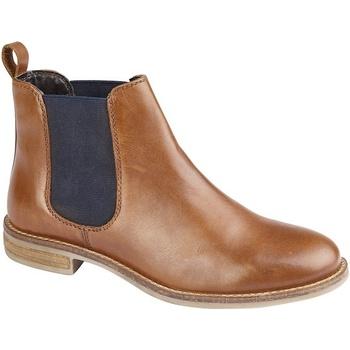 Skor Dam Boots Cipriata  Tan