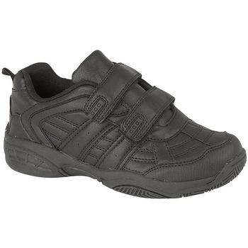 Skor Barn Sneakers Dek Fusion II Svart