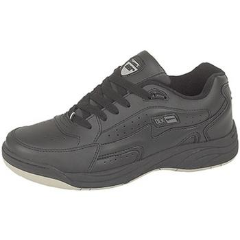Skor Herr Sneakers Dek Orleans Svart